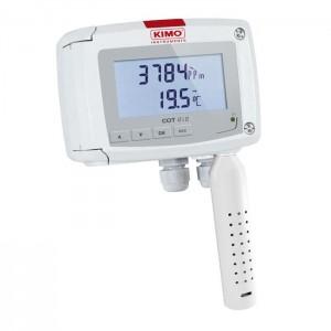 Senzor temperature in ogljikovega dioksida COT 212-R