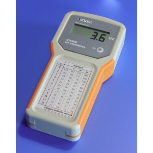 Prenosni Merilnik UV Sevanja DT6000