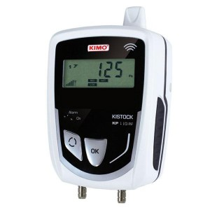 Data logger diferenčnega tlaka KP 111-RF