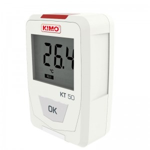 Mini Datalogger temperature KT 50