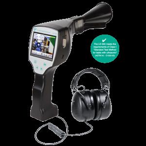 Detektor puščanja plinov s kamero LD 500/510