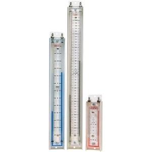 Navpični tekočinski Manometer LU serija