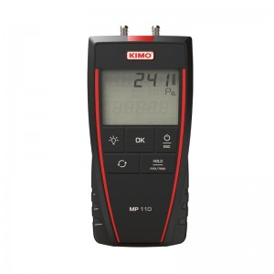 MP 110 / 111 / 112 / 115 Micromanometer