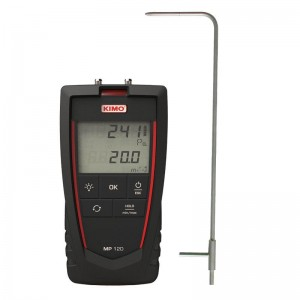 MP 120 Micromanometer
