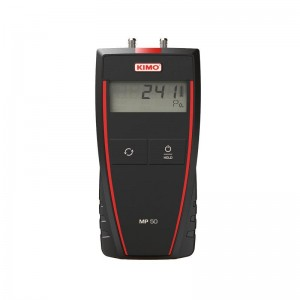 MP 50 / MP 51 Micromanometer