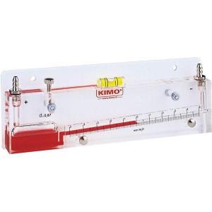 Nagnjen tekočinski Manometer TX serija