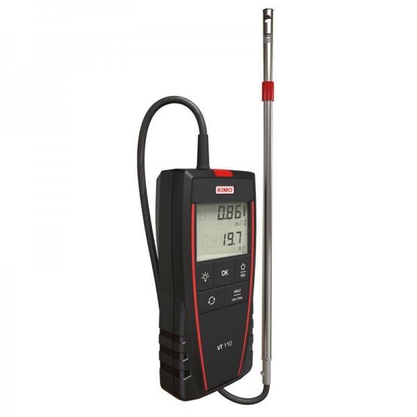 Anemometer na žarilno nitko VT 110 / VT 115